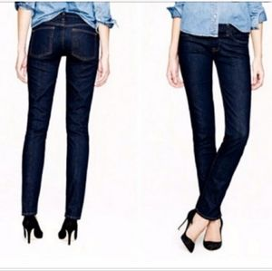 J Crew Matchstick Stretch Jeans 30R